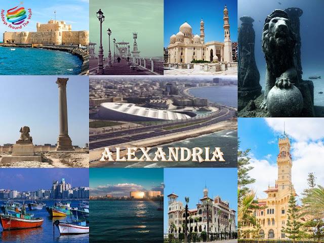 Alexandria - Egypt