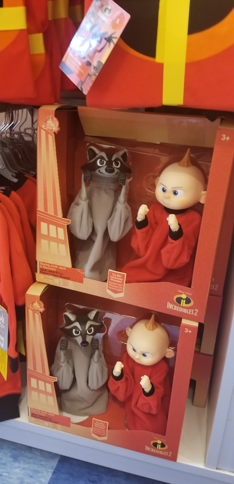 Disney Store and Family Updates