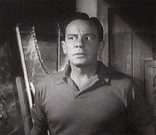 Richard Carlson is a haunted man in Tormented (1960)