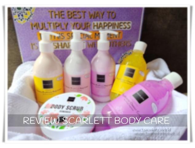 review produk body care scarlett