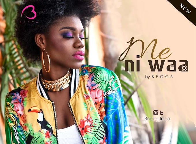 New Music Video: Becca – Meni Waa