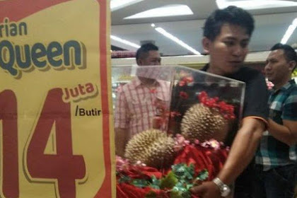 Durian J-Queen Dijual Senilai Rp 14 Juta Per Buah, Ternyata Begini Uniknya Rasa Varietas Unggul Baru Ini! | JabarPost Media