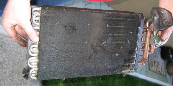 Waspada Evaporator AC Kotor Bisa Jadi Sarang Penyakit