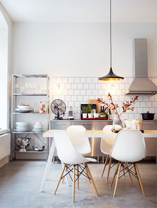 Metro fliesen küche  Verlockendes...: Projekt Traumhaus: Meine neue Küche...