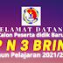 Pengumuman Penerimaan Peserta Didik Baru (PPDB) Tahun 2021/2022
