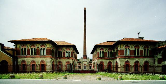 Siti patrimonio Unesco Italia - Villaggio Crespi