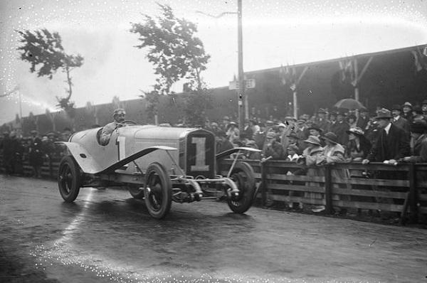Hispano Suiza H6 Coupé Boulogne
