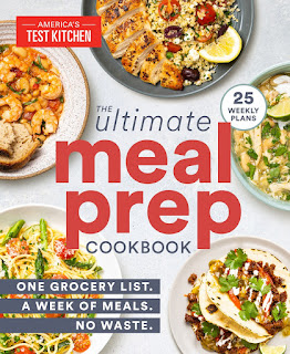 Review of The Ultimate Meal Prep Cookbook by America's Test Kitchen