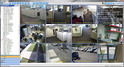 CCTV Exaqvision
