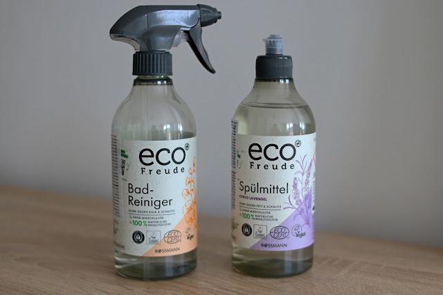 Rossmann Eco Fruede ekologiczne środki czystości