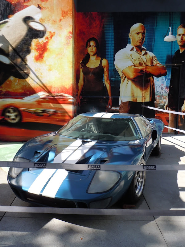 1966 Ford GT40 Fast Five movie car