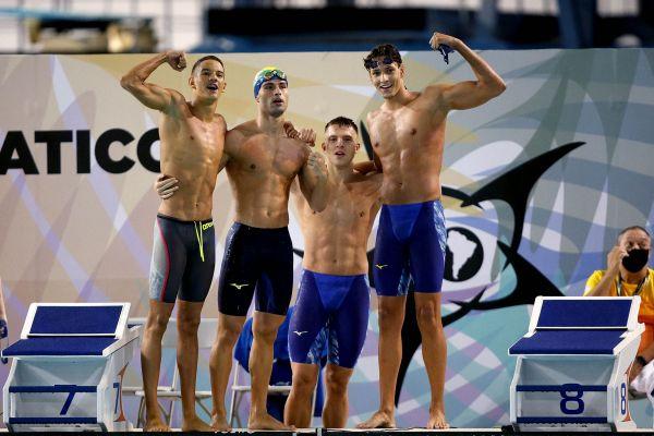 Campeonato Sul-Americano de Esportes Aquáticos (foto: CBDA)