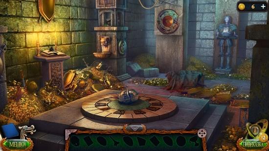 проходим мини игру в игре затерянные земли 4 скиталец
