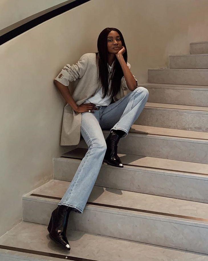25 Best Light-Wash Jeans for Spring and Summer — Natasha Ndlovu Instagram Outfit Inspiration