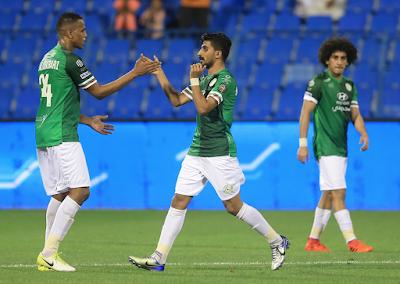 مشاهدة مباراة الاهلي والاتفاق بث مباشر اليوم 31-8-2019 في الدوري السعودي