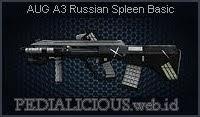 AUG A3 Russian Spleen Basic
