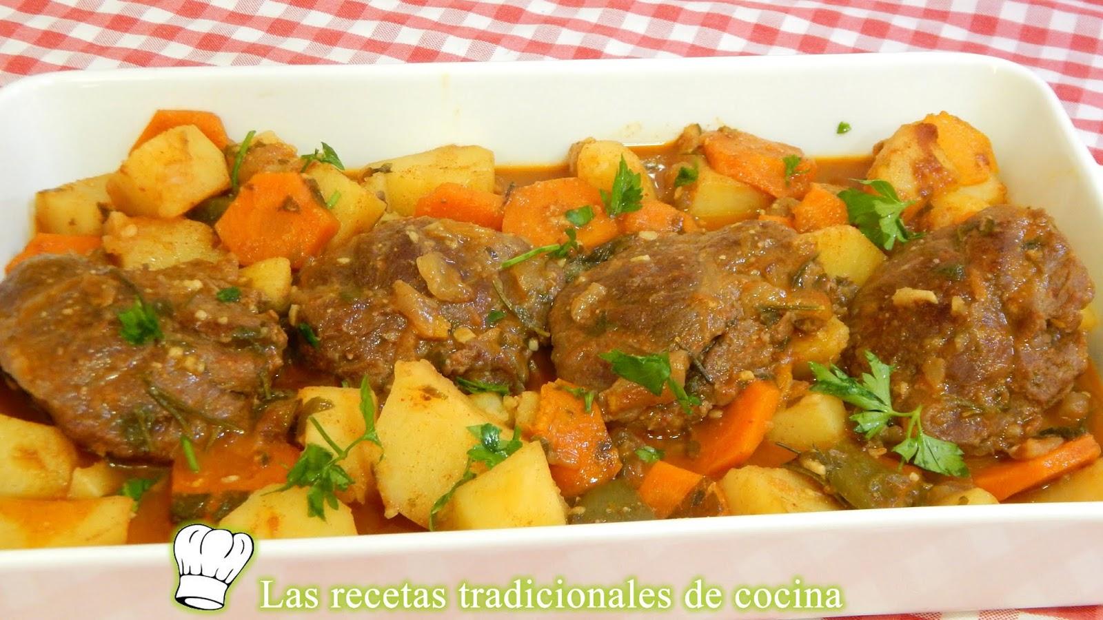 Receta Fácil De Carrilleras Con Salsa De Naranja Muy Tiernas