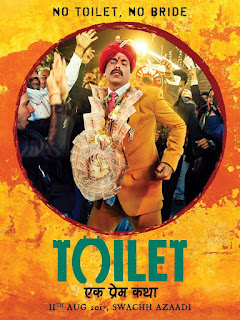 toilet ek prem katha new poster