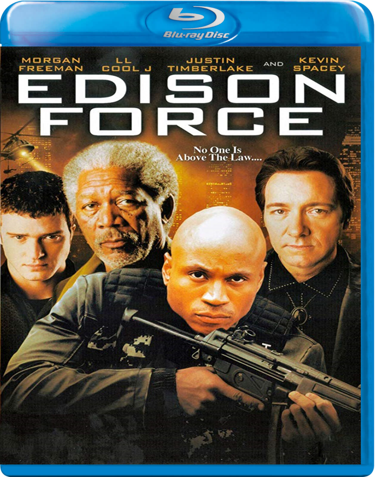 Edison Force [2005] [BD25] [Español]