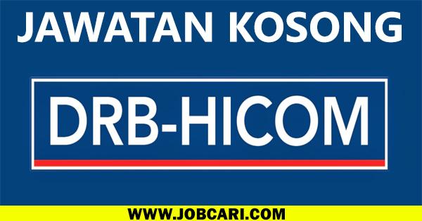 JAWATAN KOSONG DRB HICOM 2016