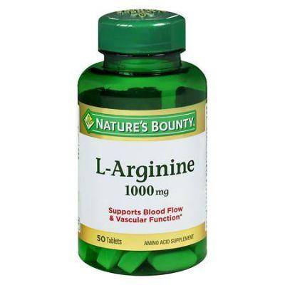 L-Arginine Viagra Tablet