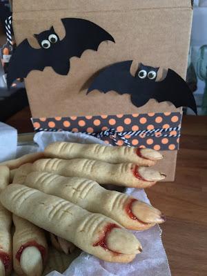 ricetta biscotti halloween