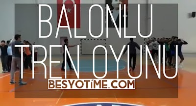 Balonlu Tren Oyunu