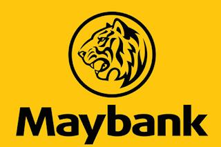 Tempahan Design Kad Maybank Visa Debit