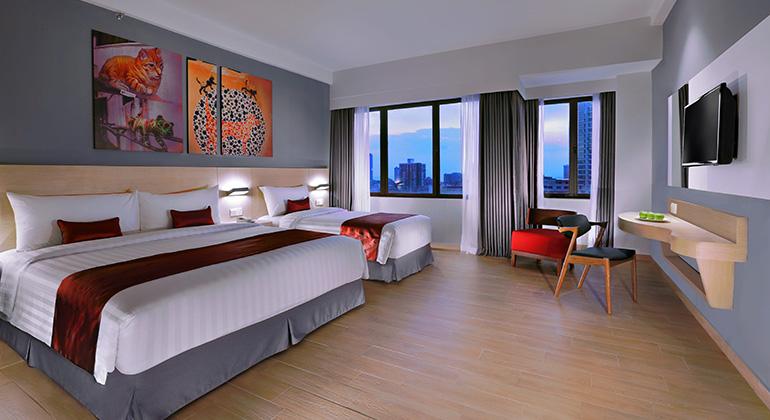 Family Room Di Neo Hotel Penang