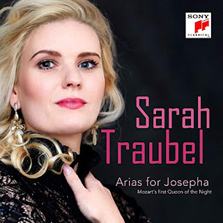 Arias for Josepha - Mozart, Jacob Haidel, Vincenzo Righini, Franz Xaver Süßmayr, Peter von Winter, and Benedikt Schack / Franz Xaver Gerl; Sarah Traubel, PFK - Prague Philharmonia, Jochen Rieder; SONY CLASSICAL