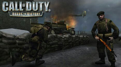 Download Call Of Duty Road To Victory (USA) ISO/CSO PSP PPSSPP High Compress For Android