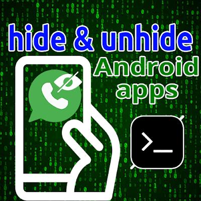 Cara Menyembunyikan Aplikasi Android Melalui Termux