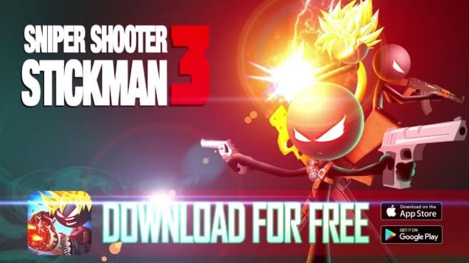 Sniper Shooter Stickman 3 Fury