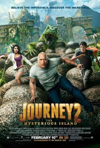 فيلم Journey 2 The Mysterious Island 2012 مترجم اون لاين