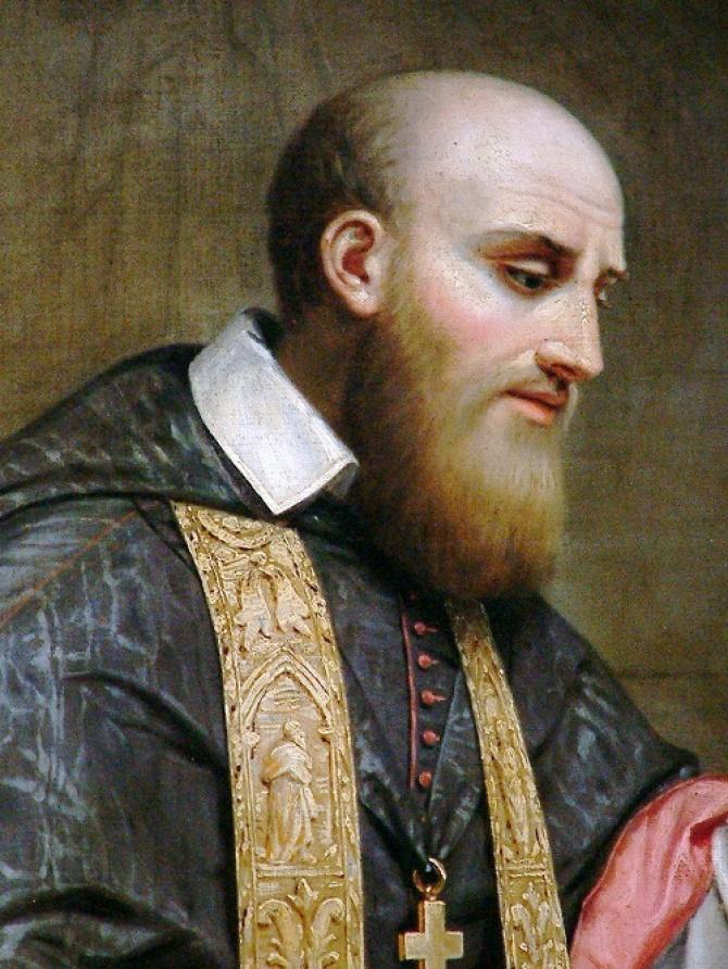 St. Francis de Sales (François de Sales)