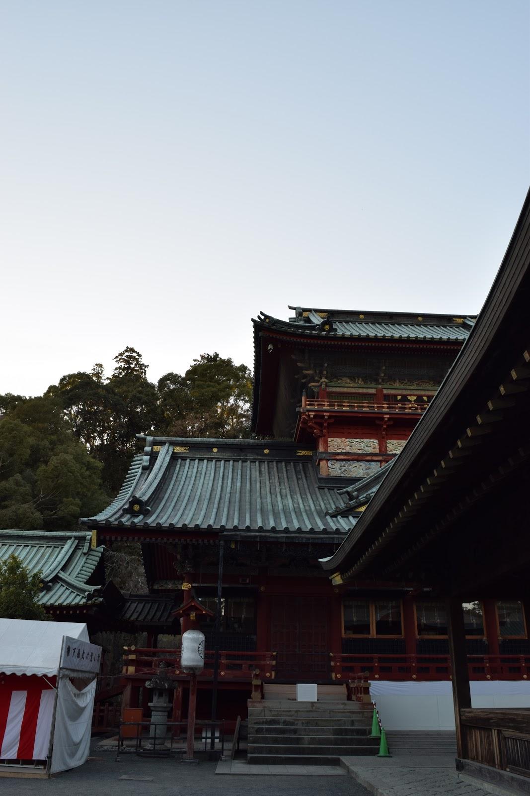 Sengen Jinja, Shizuoka City