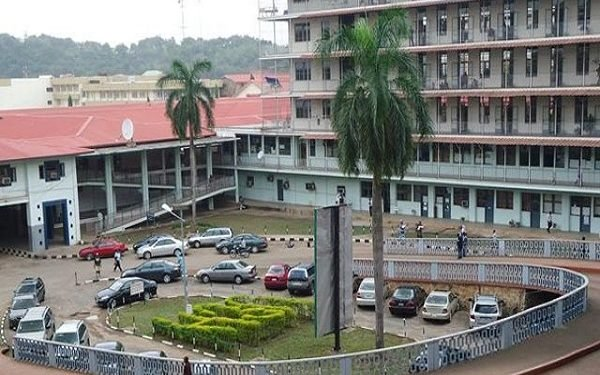 UCH doctor, security test positive