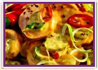 Buřt salát - Recepty a vaření