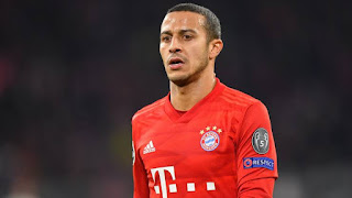 Barcelona have make contact with Thiago over possible return to Camp nou.