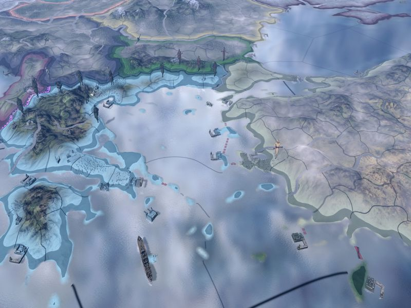 Hearts of Iron IV Battle for the Bosporus PC Game Free Download