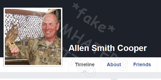 ScamHaters United Ltd: ALLEN SMITH COOPER, FAKE AND SENDING