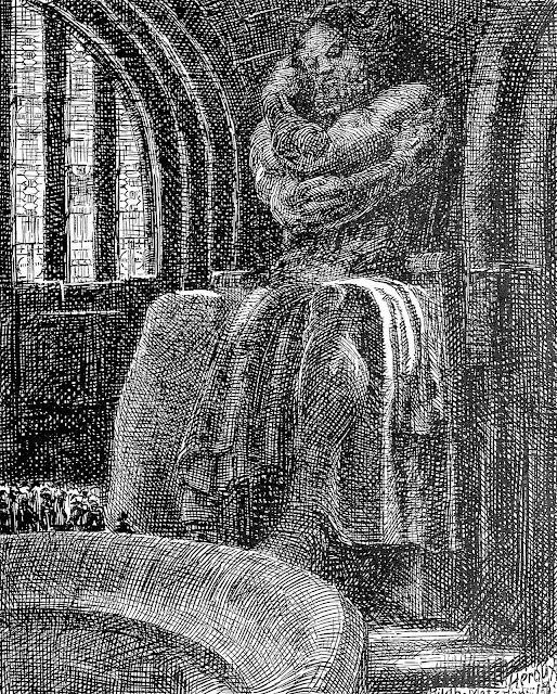 a Bruno Schmitz sculpture design 1913