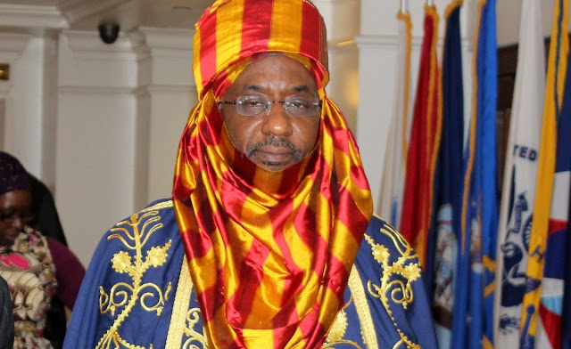JUST IN: Nasarawa Govt Relocates Emir Sanusi To Awe