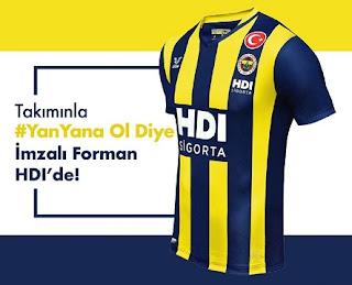 Fenerbahçe Forması Çekilişi
