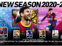 PES 2021 PPSSPP Grapics HD Update Winter Last Transfer & English Version Peter Drury Commentary