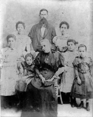 Juan Pabon Alves y Familia