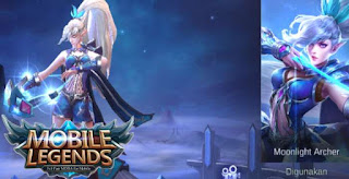 The painful sniper hero in Mobile Legends