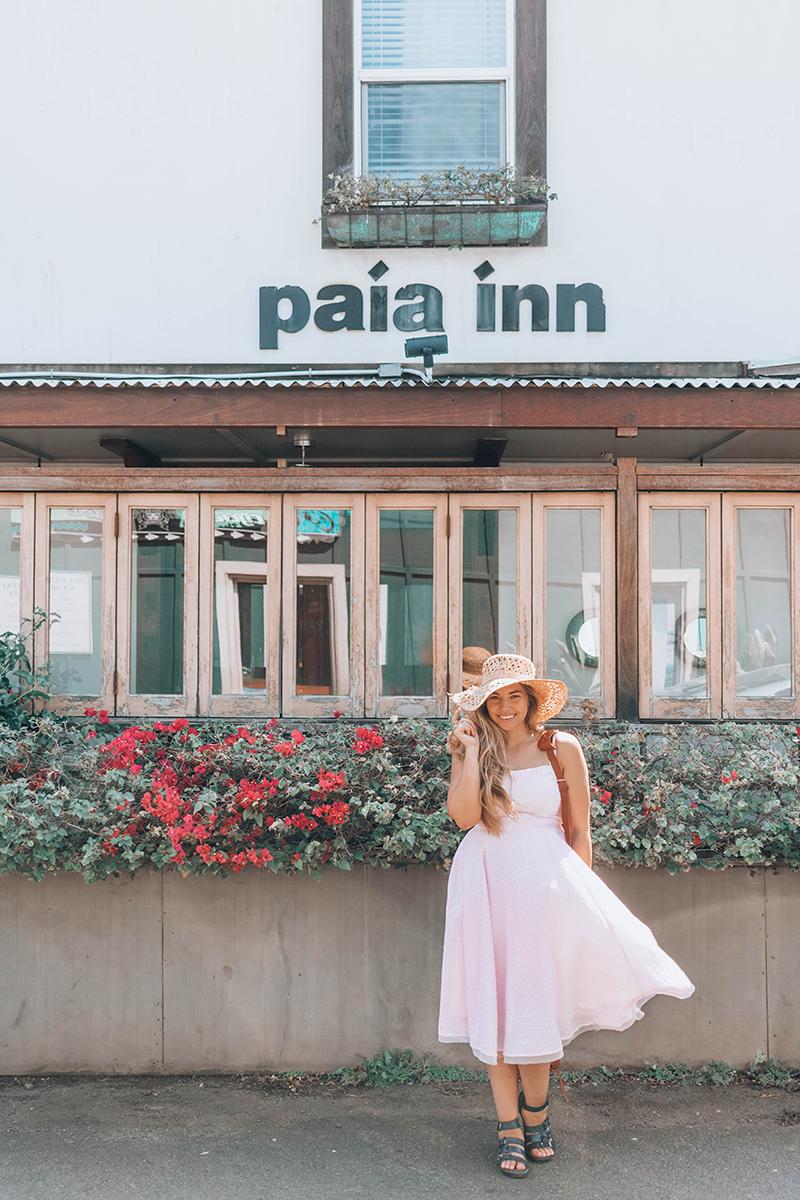 Paia Inn on the Island of Maui, Island of Maui, Paia Inn