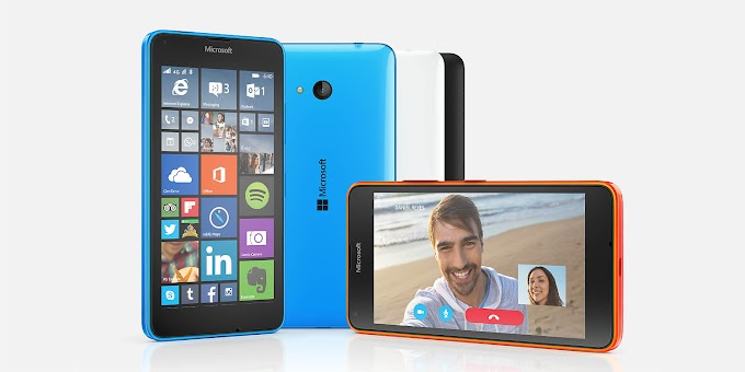 Microsoft Lumia 640 officially announced with an affordable price and an array of colors