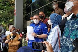 Razman Arif Nasution Sebut Muhammad Nazaruddin Jadi Beban Moeldoko